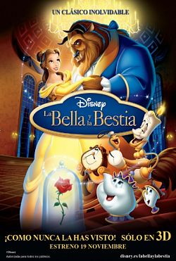 Ver La bella y la bestia (HD) [flash] online (descargar) gratis.