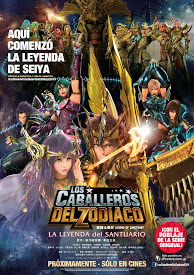 Ver Los Caballeros del Zodiaco: La Leyenda del santuario (Saint Seiya: Legend of sanctuary) (2014) (Latino) (Bluray-Rip) [flash] online (descargar) gratis.