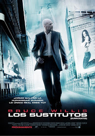 Ver Los Sustitutos (Surrogates) (2009) (Latino) (DVD-Rip) [flash] online (descargar) gratis.