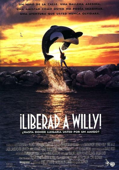 Ver ¡Liberad a Willy! (1993) (Dvd Rip) (Español) [flash] online (descargar) gratis.