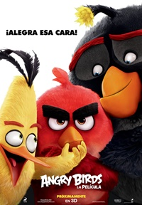 Ver Angry Birds: La pelicula (2016) (SD) [flash] online (descargar) gratis.