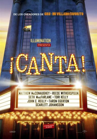 Ver ¡Canta! (2016) (Ts Screener hq) (Latino) [flash] online (descargar) gratis.