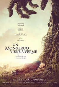 Ver Un monstruo viene a verme / A Monster Calls (2016) (HD) [flash] online (descargar) gratis.