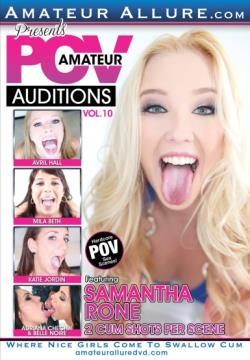 Ver Amateur POV Auditions 10 (DvDrip) (Inglés) [torrent] online (descargar) gratis.