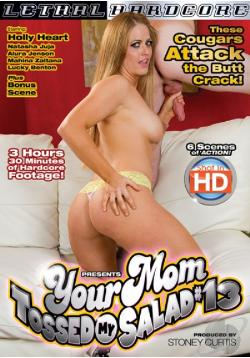 Ver Your Mom Tossed My Salad 13 (DvDrip) (Inglés) [torrent] online (descargar) gratis.