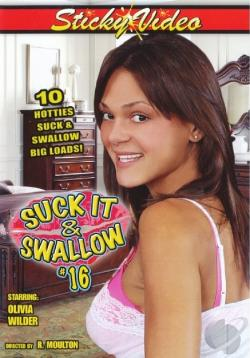 Ver Suck It And Swallow 16 (DvDrip) (Inglés) [torrent] online (descargar) gratis.