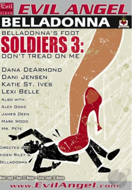 Ver Belladonnas Foot Soldiers 3 (DvDrip) (Inglés) [torrent] online (descargar) gratis.