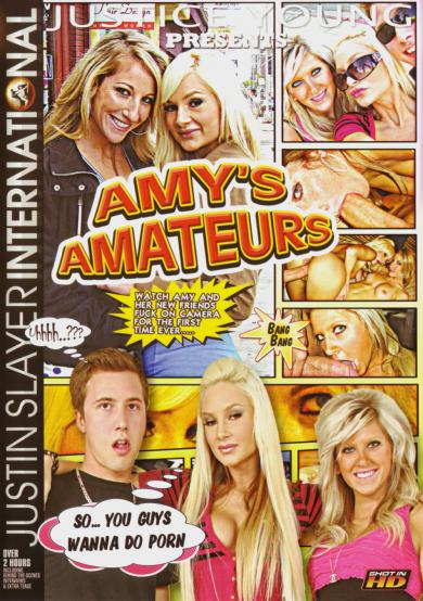 Ver Amys Amateurs (DvDrip) (Inglés) [torrent] online (descargar) gratis.