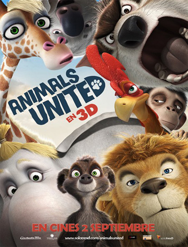 Ver Animals united (2011) (HD) (Opcion 1) [flash] online (descargar) gratis.