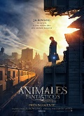 VerAnimales fantásticos y dónde encontrarlos (2016) (BluRay-720p) [torrent] online (descargar) gratis.