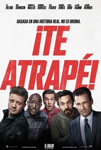 Ver ¡Te Atrapé! (2018) (1080p) (Latino) [flash] online (descargar) gratis.
