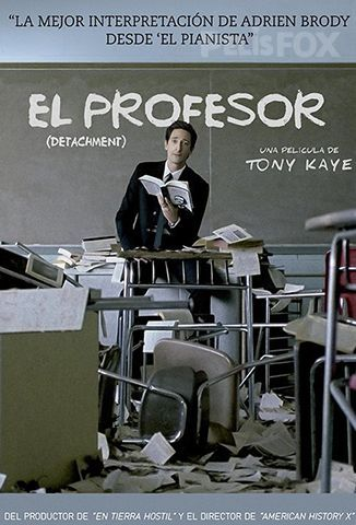 Ver El Profesor (Detachment) (2011) (1080p) (Latino) [flash] online (descargar) gratis.
