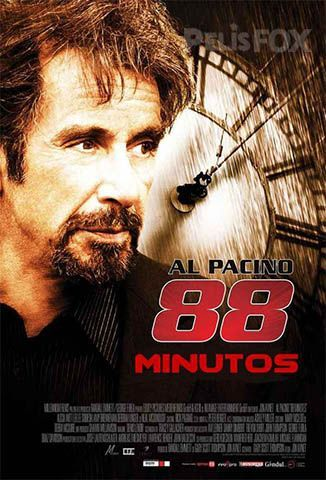 Ver 88 Minutos (88 Minutes) (2007) (720p) (Latino) [flash] online (descargar) gratis.