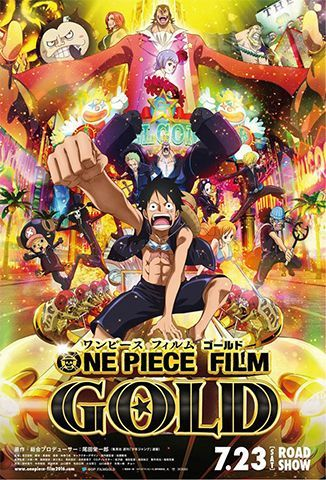 Ver One Piece Film: Gold (2016) (1080p) (Subtitulado) [streaming] Online Descargar Gratis. | vi2eo.com