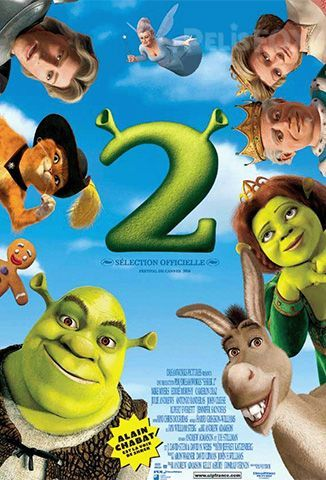 Ver Shrek 2 (2004) (1080p) (Latino) [flash] online (descargar) gratis.