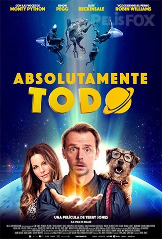 Ver Absolutamente Todo (2015) (1080p) (Latino) [flash] online (descargar) gratis.
