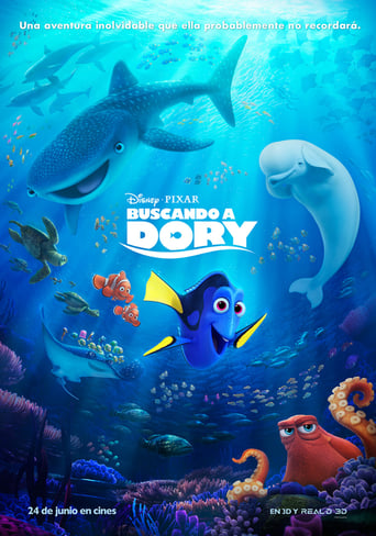 Ver Buscando a Dory (2016) (HDRip) (Latino) [flash] online (descargar) gratis.