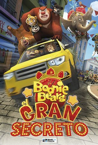 Ver Boonie Bears y el Gran Secreto (2016) (1080p) (Latino) [flash] online (descargar) gratis.