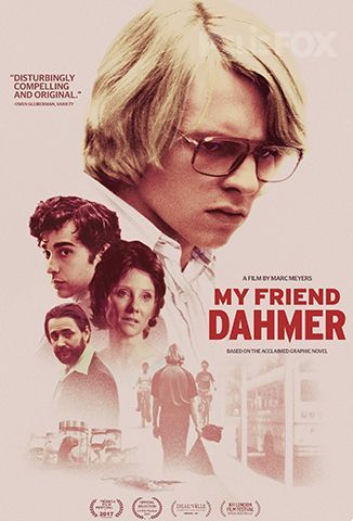 Ver My Friend Dahmer (2017) (1080p) (Latino) [flash] online (descargar) gratis.