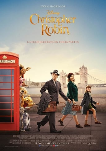 Ver Christopher Robin (2018) (Full HD 1080p) (Latino) [flash] online (descargar) gratis.