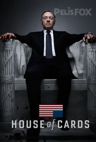 Ver House of Cards - 1x01 (2013) (720p) (Latino) [flash] online (descargar) gratis.