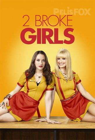 Ver 2 Broke Girls - 4x01 (2011) (480p) (Subtitulado) [flash] online (descargar) gratis.
