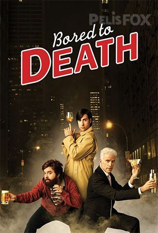 Ver Bored to Death - 2x02 (2009) (720p) (Latino) [flash] online (descargar) gratis.