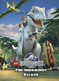 Ver LEGO Jurassic World: Indominus se escapa (2016) (HDRip) [torrent] Online Descargar Gratis. | vi2eo.com