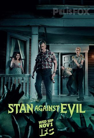 Ver Stan Against Evil - 1x01 (2016) (480p) (Subtitulado) [flash] online (descargar) gratis.