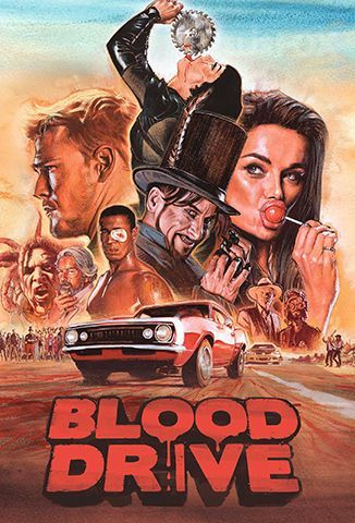 Ver Blood Drive - 1x01 (2018) (720p) (Subtitulado) [flash] online (descargar) gratis.