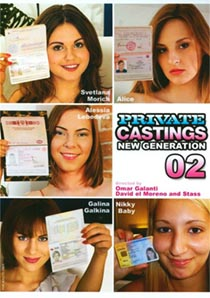 Ver Private Castings: New Generation 02 (HD) (Inglés) [flash] online (descargar) gratis.