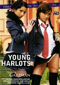 Ver Young Harlots: Finishing School (HD) (Inglés) [flash] online (descargar) gratis.