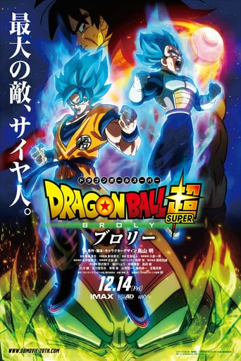 Ver Dragon Ball Super: Broly (2018) (Full HD 1080p) (Subtitulado) [flash] online (descargar) gratis.