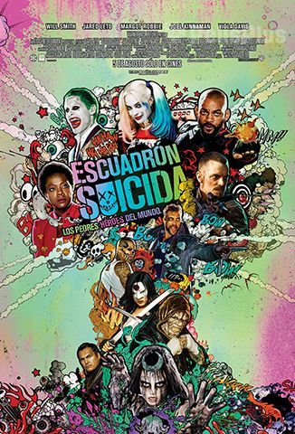 Ver Escuadrón suicida (2016) (Screener) [torrent] online (descargar) gratis.