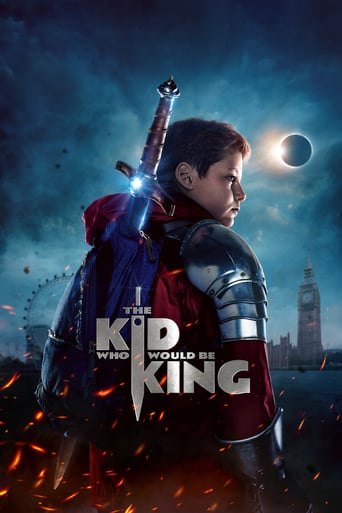 Ver The Kid Who Would Be King (2019) (DVDScreener) (Latino) [flash] online (descargar) gratis.