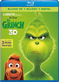 Ver El Grinch (3D) (2018) (BluRay-1080p) [torrent] online (descargar) gratis.