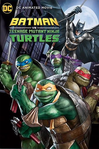 Ver Batman vs. Teenage Mutant Ninja Turtles (2019) (HDRip) (Latino) [flash] online (descargar) gratis.