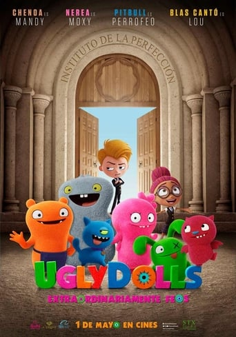 Ver UGLYDOLLS: Extraordinariamente Feos (2019) (Ts Screener hq) (Latino) [flash] online (descargar) gratis.