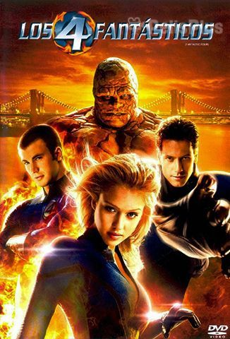 VerLos 4 Fantasticos (2005) (720p) (Latino) [flash] online (descargar) gratis.