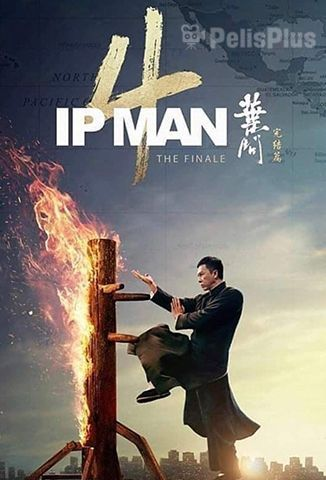 VerIp Man 4 (2019) (720p) (Subtitulado) [flash] online (descargar) gratis.