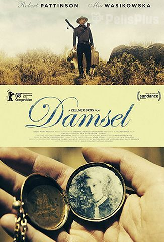 Ver Damsel (2018) (720p) (latino) [flash] online (descargar) gratis.