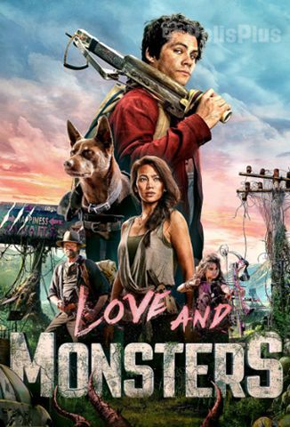 VerLove and Monsters (2020) (1080p) (subtitulado) [flash] online (descargar) gratis.