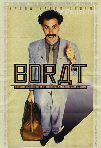 VerBorat (2006) (1080p) (latino) [flash] online (descargar) gratis.