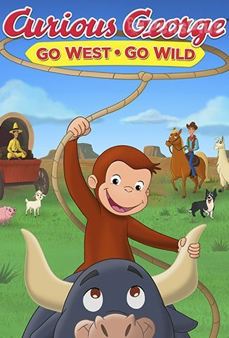 VerCurious George: Go West, Go Wild (2020) (1080p) (subtitulado) [flash] online (descargar) gratis.