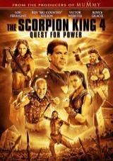 Ver El rey escorpion 4 (microHD) [torrent] online (descargar) gratis.