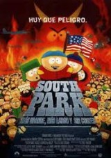 Ver South Park Mas largo mas grande y sin cortes (DVDRip) [torrent] online (descargar) gratis.