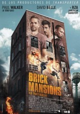 Ver Brick Mansions (La fortaleza) (BR-Screener) [torrent] online (descargar) gratis.