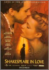Ver Shakespeare in love (HDRip) [ciclo comedia-romantica] [torrent] online (descargar) gratis.