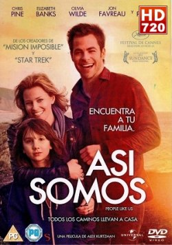 Ver Así somos (People Like Us) (SD) [flash] online (descargar) gratis.