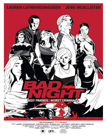 Ver Bad Night (2015) (Latino) (HD-720p) [flash] online (descargar) gratis.